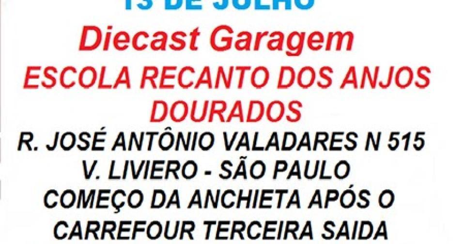 Um encontro na zona sul de São Paulo neste final de semana!