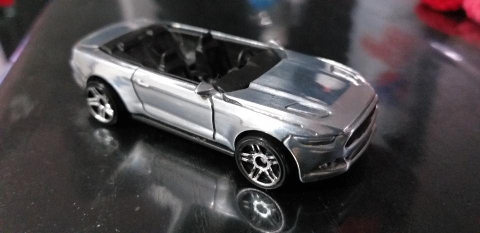 Mustang custon