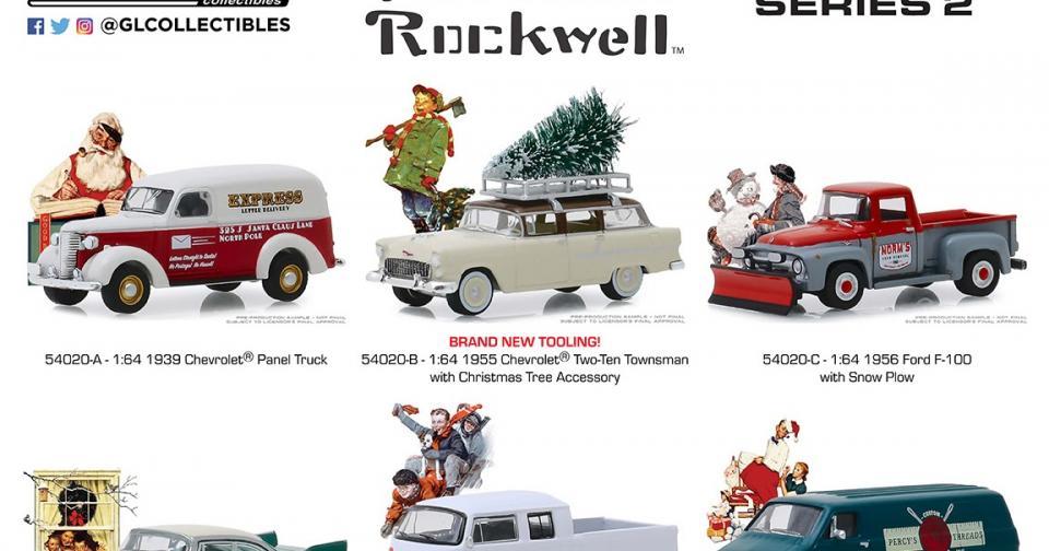 As fotos dos carros de Natal da Greenlight deste ano