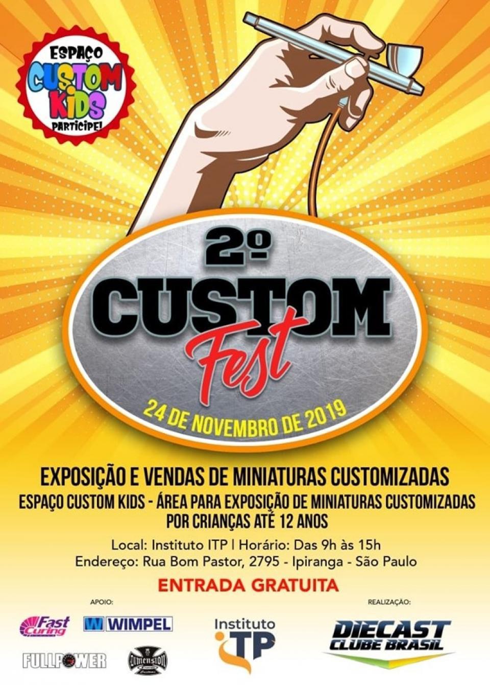 2º Custom Fest