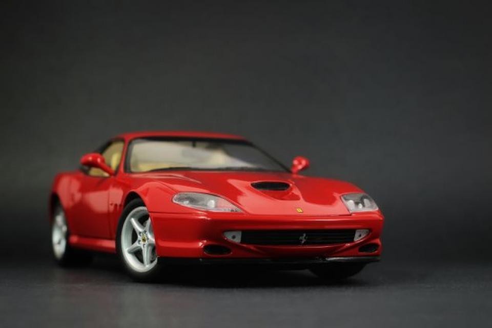 Ferrari 550 Maranello from UT Models