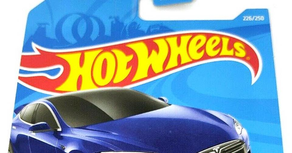 O Tesla Super T-Hunt em sua embalagem
