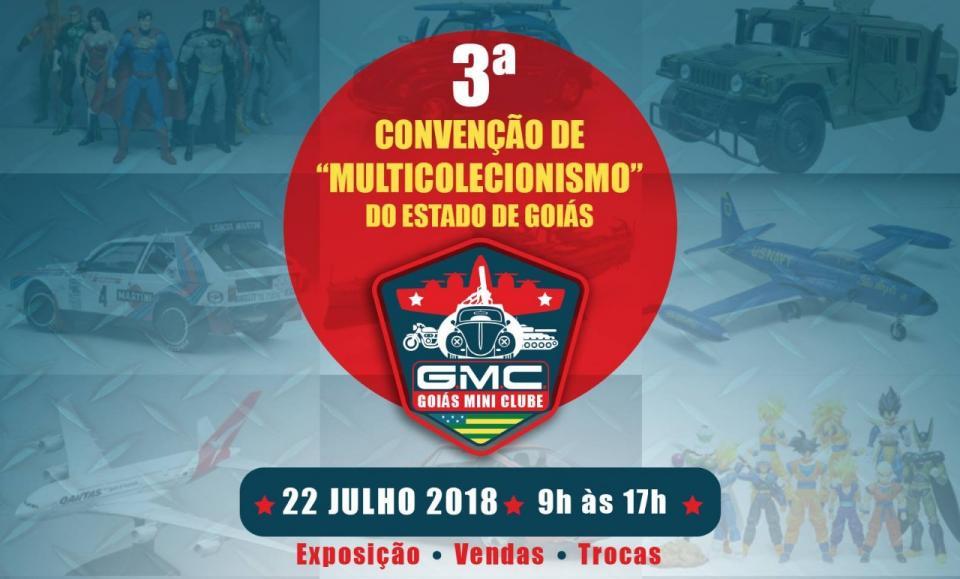 3ª Convenção de Multicolecionismo do Estado de Goiás