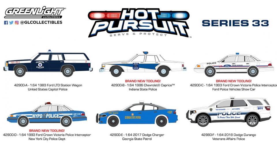 Inéditas viaturas no novo lote da série Hot Pursuit