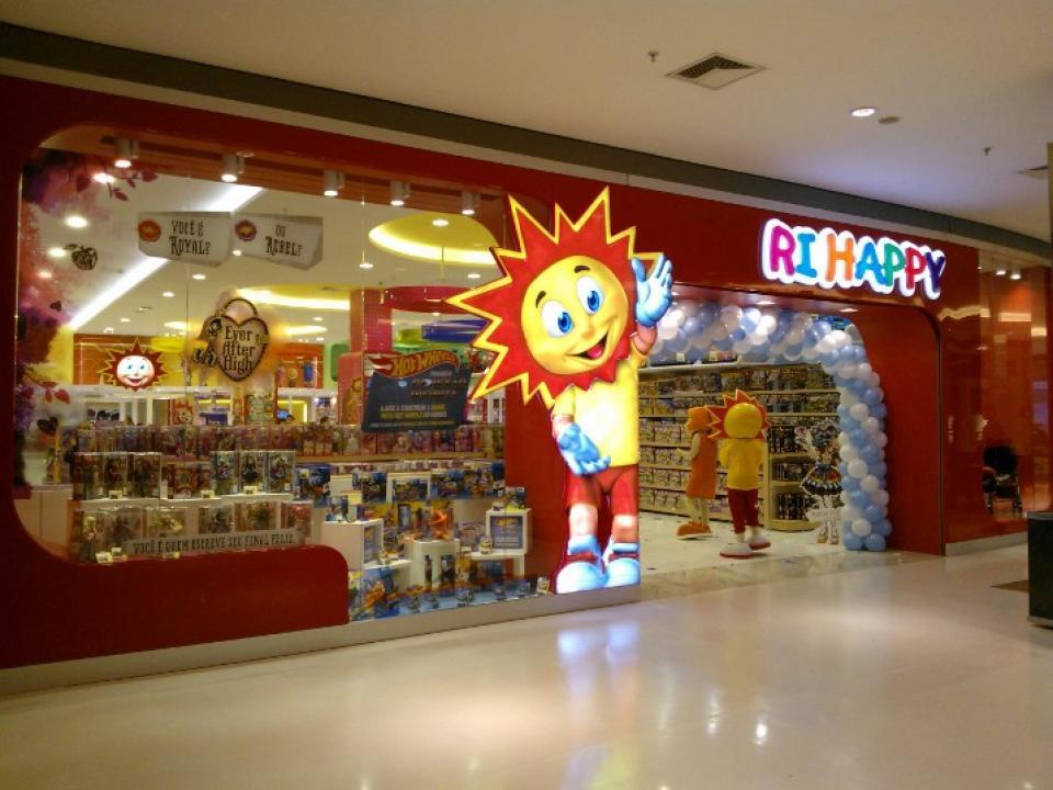 Ri Happy Brinquedos Ribeirão Preto