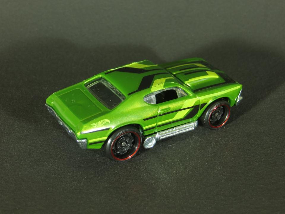 Hot Wheels 'Tooned Cars Featuring the 2020 'Tooned Chevy Impala 1964