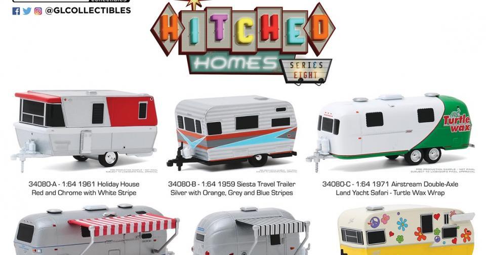 O oitavo lote da série Hitched Homes
