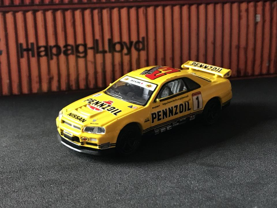 Pennzoil by Tarmac