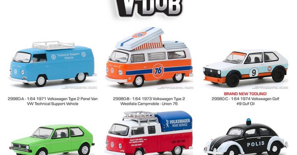 O décimo lote da série Club V-Dub