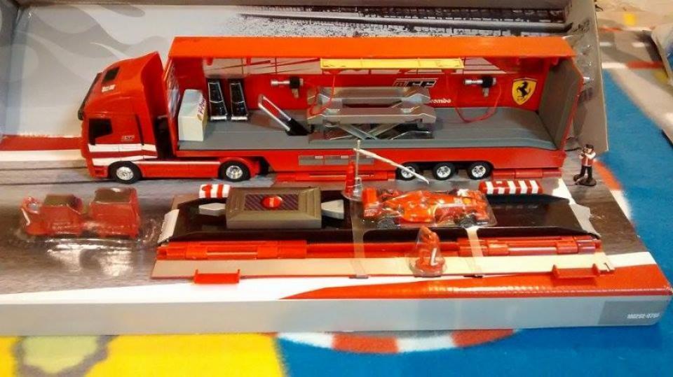 Ferrari Truck 2