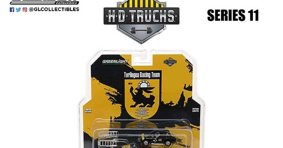 Fotos finais do lote 11 da série HD Trucks