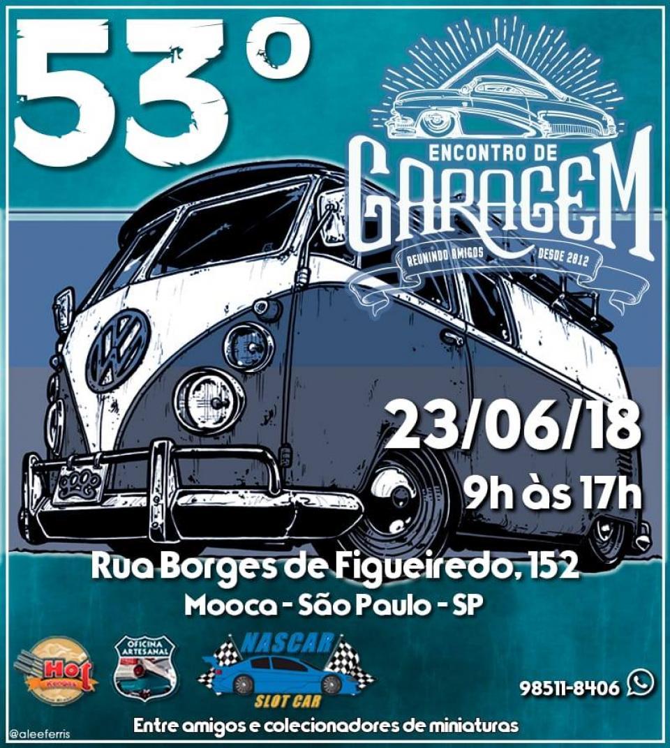 53º Encontro de Garagem