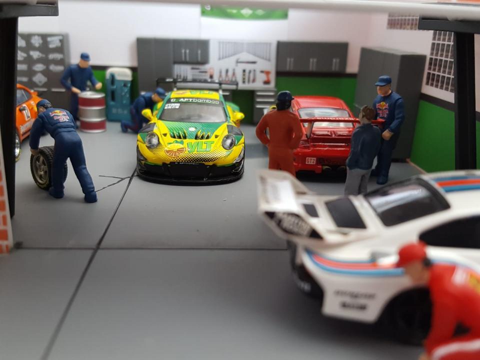 Team Porsche