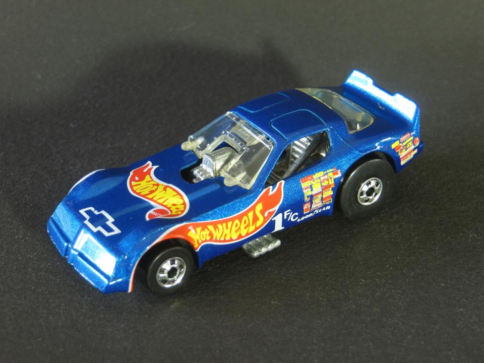 1995 Hot Wheels Side-Splitter Carded