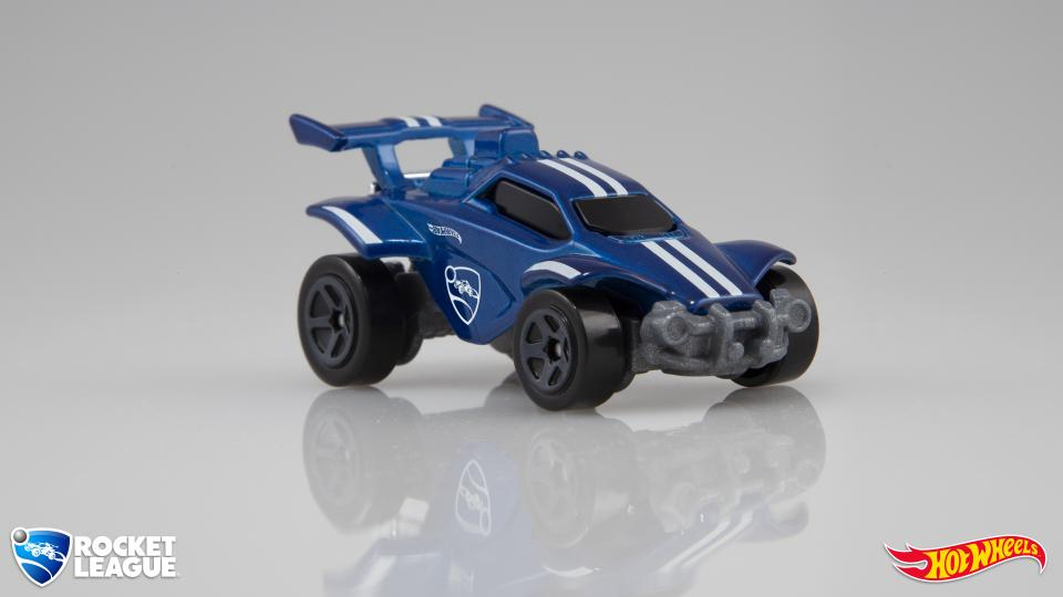 ROCKET LEAGUE'S FIRST HOT WHEELS CAR HAS ARRIVED