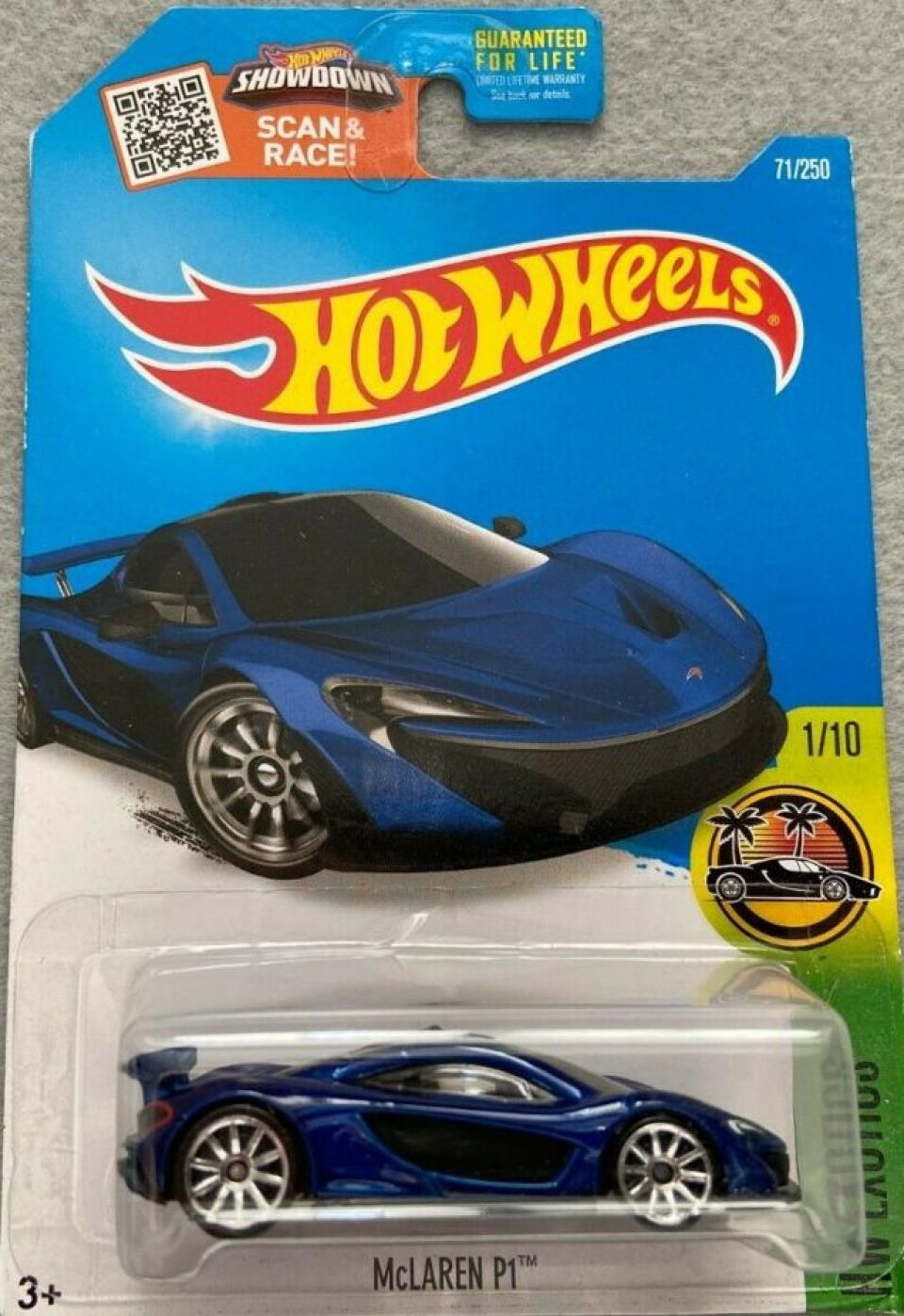 Looking For Clear HWs Mclaren P1 Glass