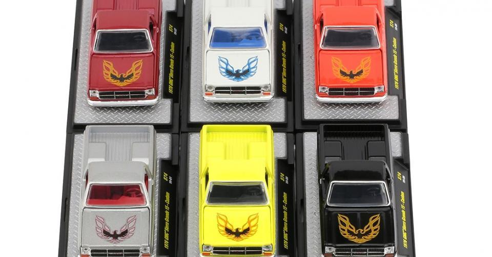 Pickups exclusivas da M2 nas lojas dos EUA