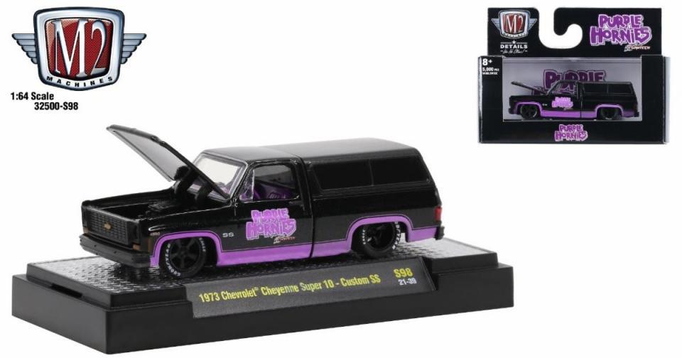 Mais modelos da M2 exclusivos do Walmart americano