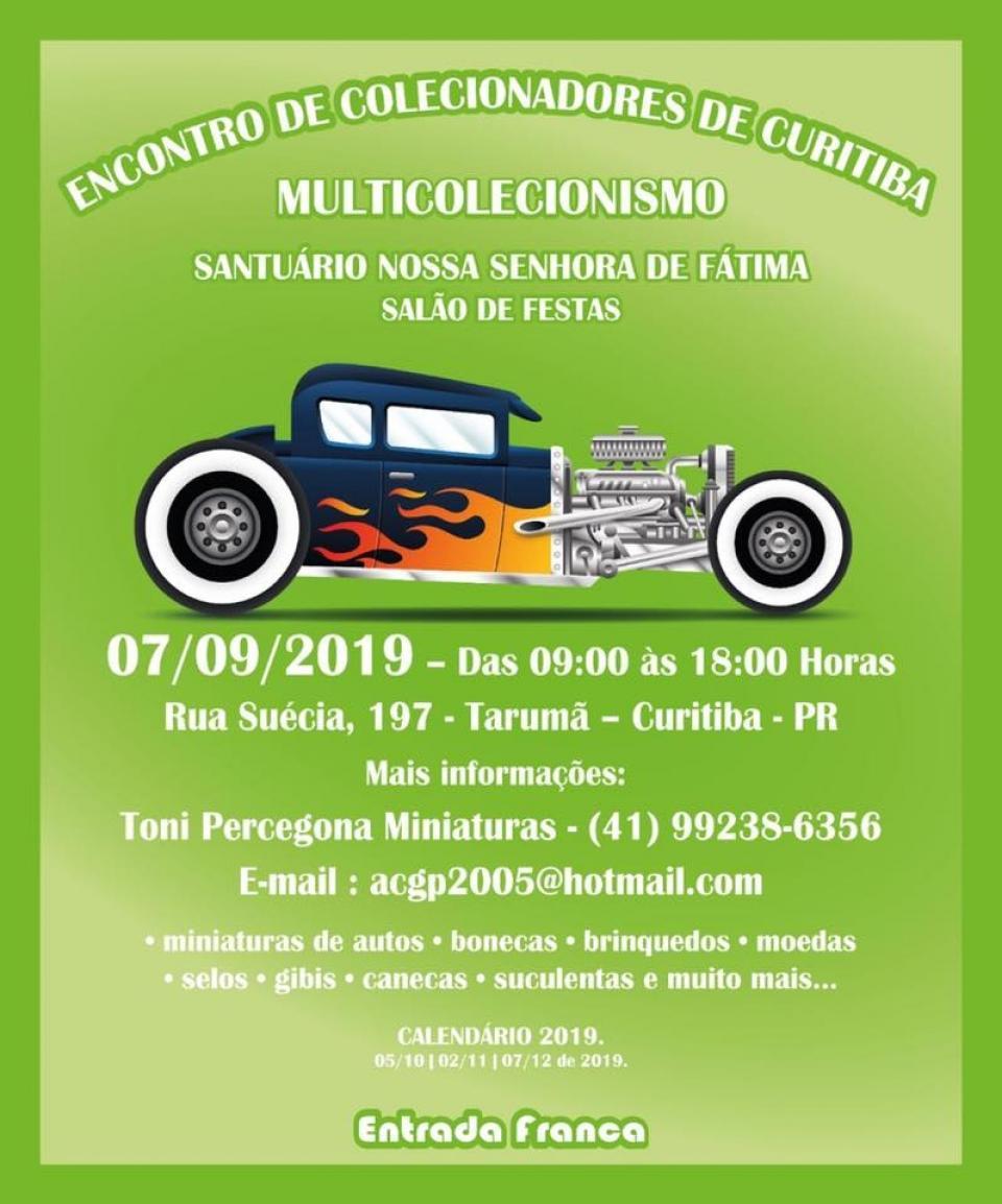 Encontro de Colecionadores de Curitiba