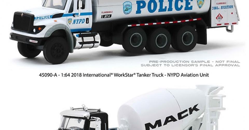 O nono lote da série Super Duty Trucks