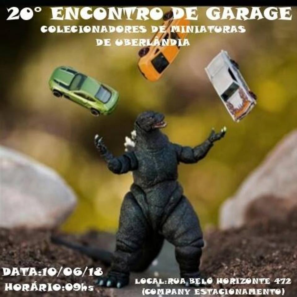 20º Encontro de Garagem