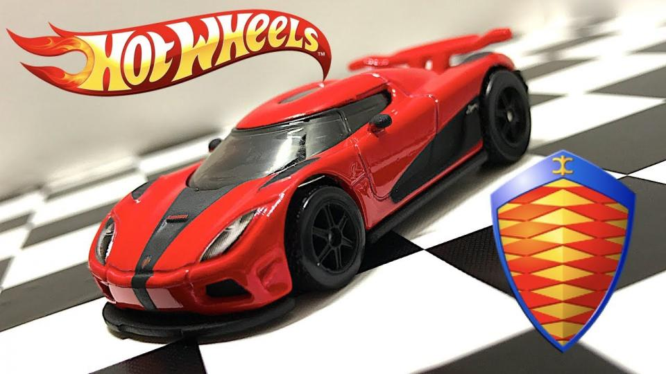Koenigsegg Agera R Hot Wheels
