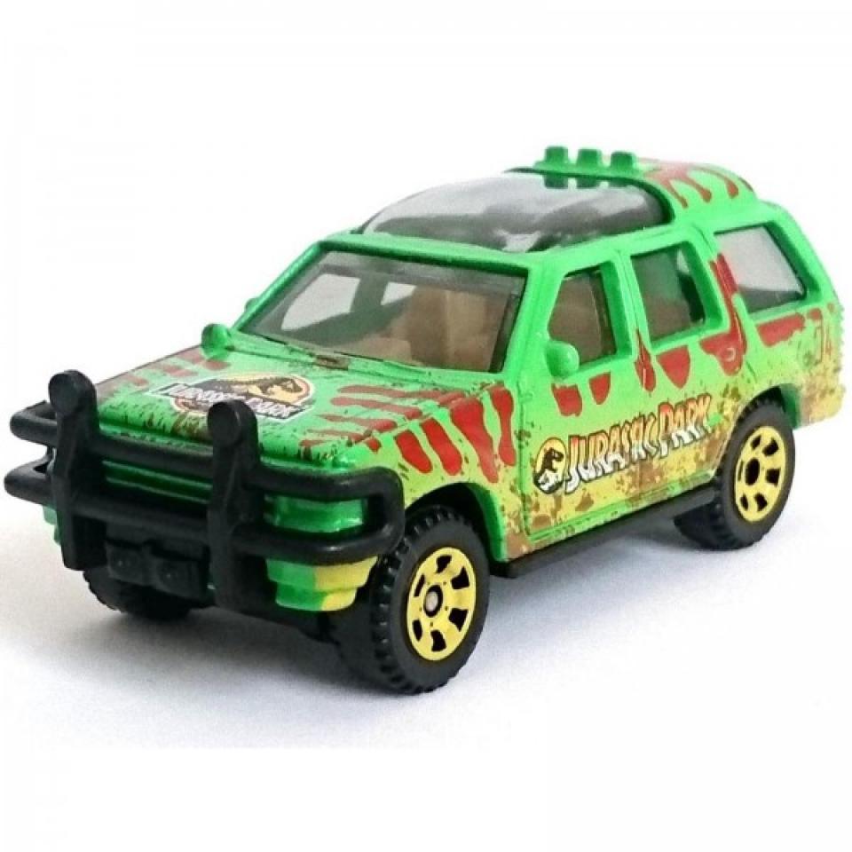 Matchbox '93 Ford Explorer #4 Jurassic World