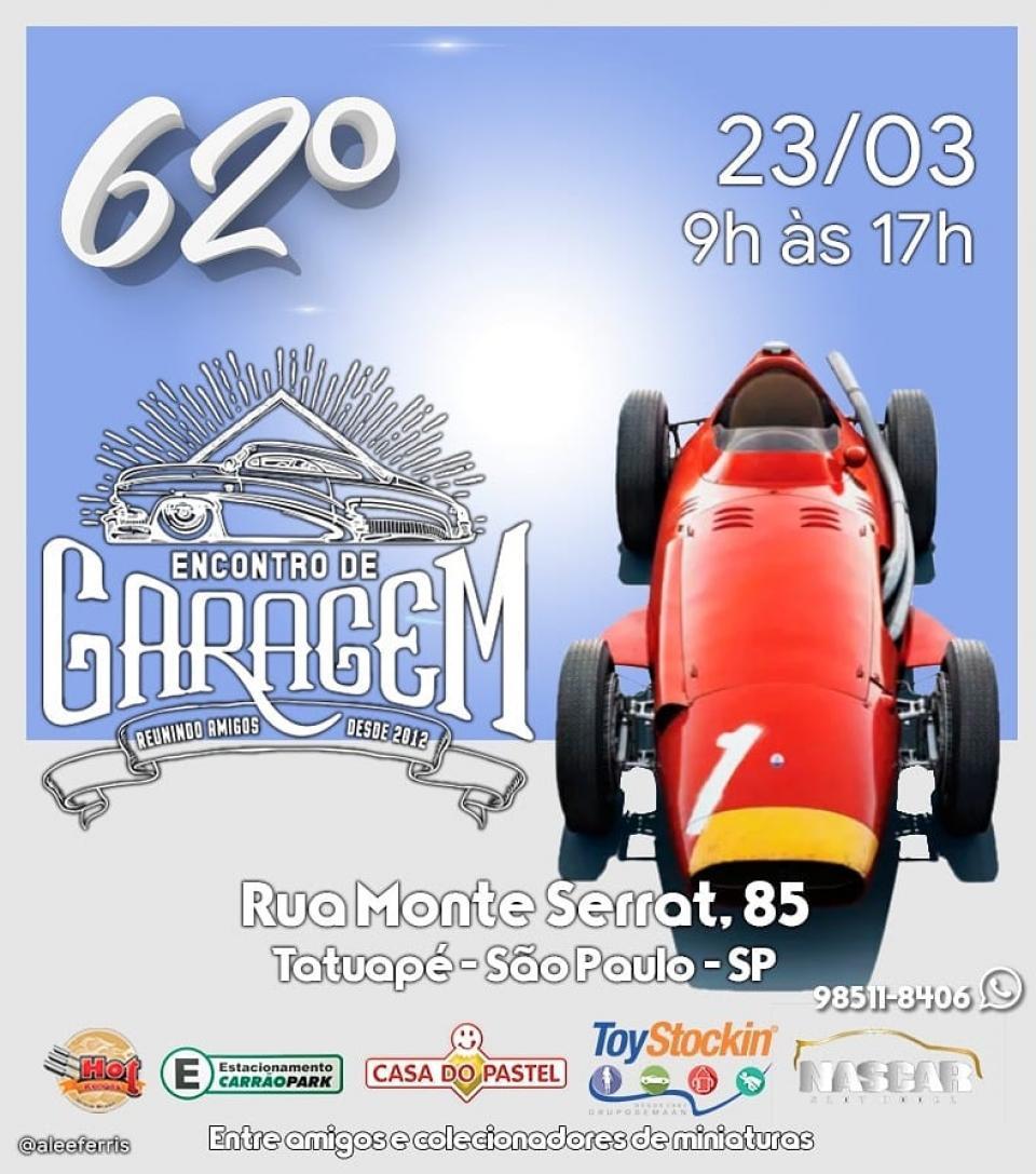 62º Encontro de Garagem