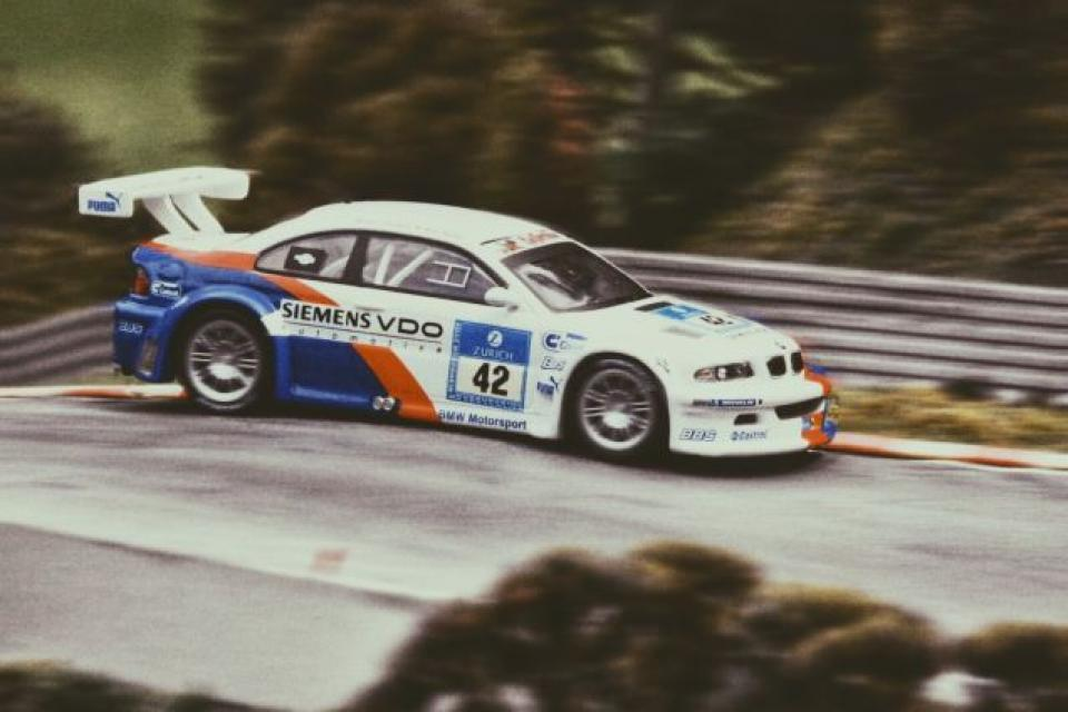 LaLD Car Week: 2000s - BMW M3 GTR