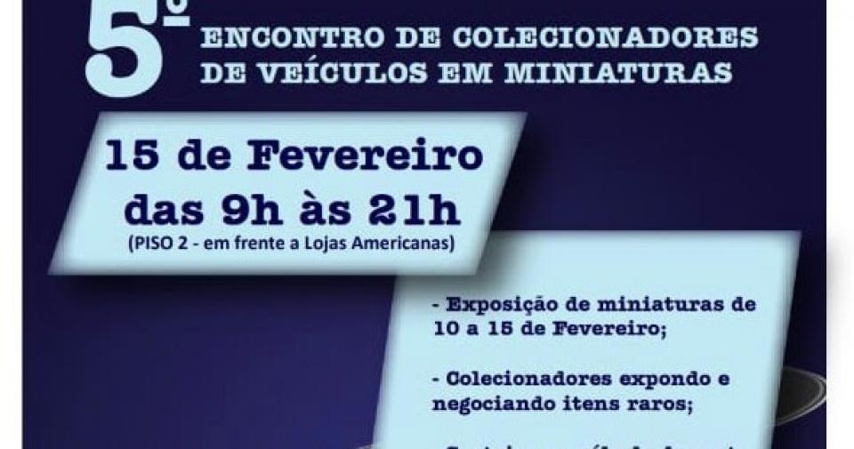 Tem encontro de colecionadores na Lapa em São Paulo neste fim de semana!