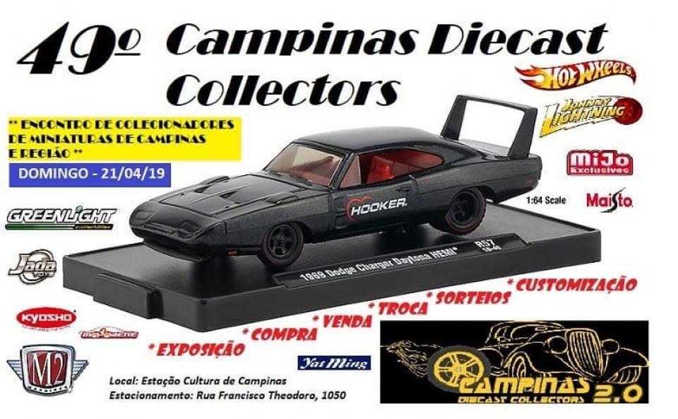 49º Campinas Diecast Collectors
