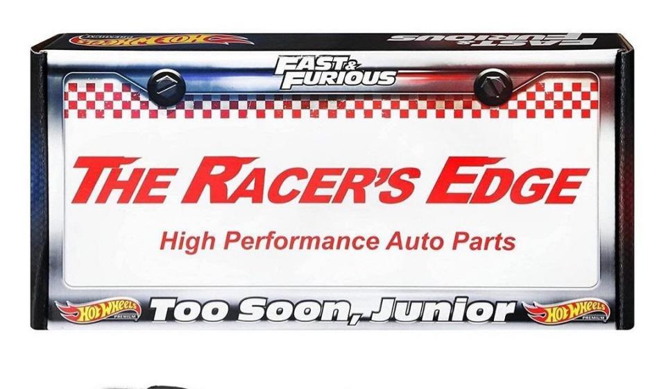 Um pack de 5 carros premium da série Fast And Furious