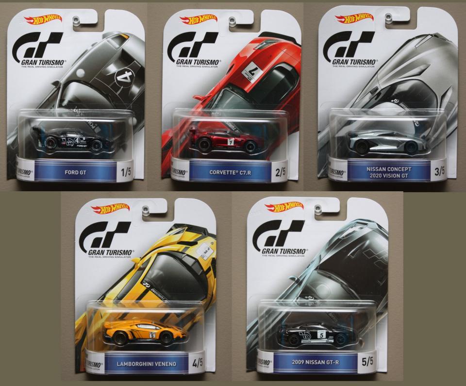Hot Wheels Gran Turismo