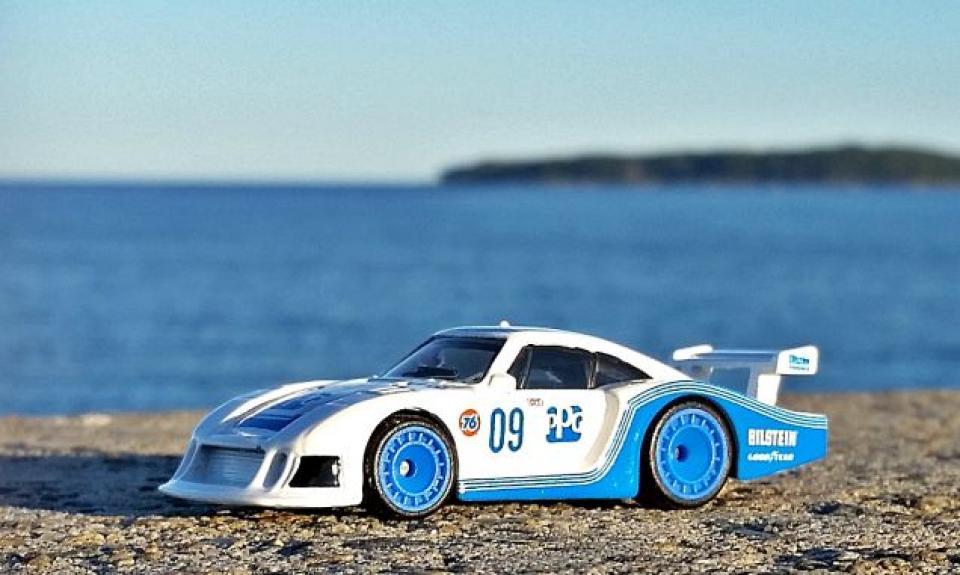 Teutonic Tuesday: Porsche 935/78