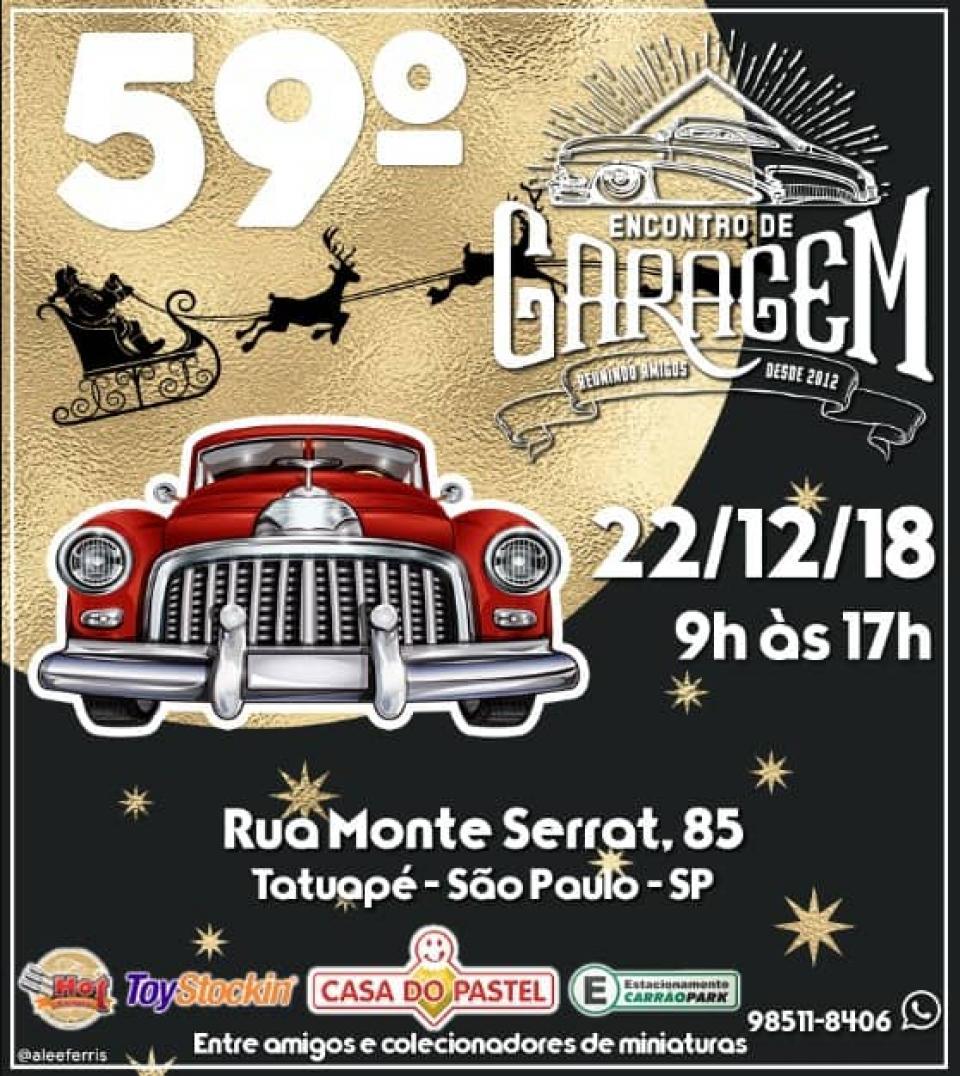 59º Encontro de Garagem
