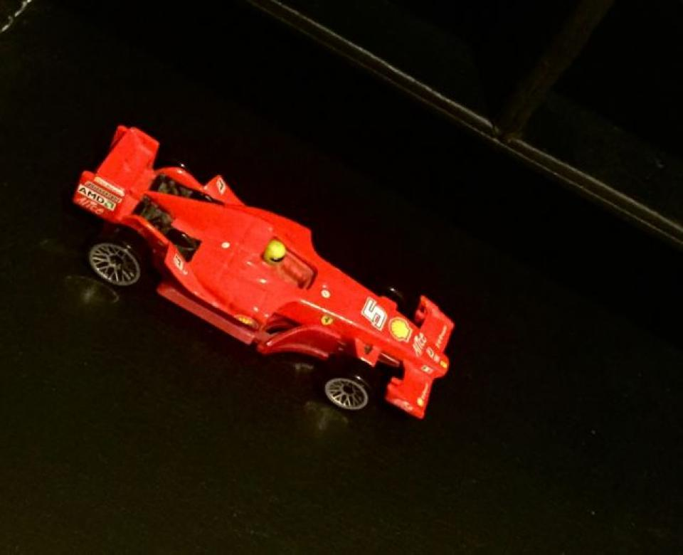 F1 (Ferrari) Friday - Felipe's Fezza