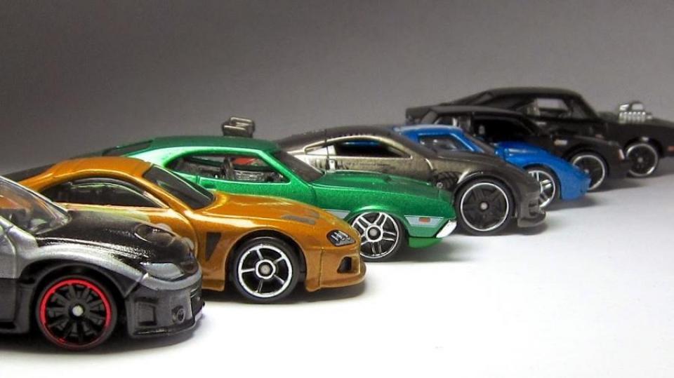 Hot Wheels vai virar filme em parceria da Mattel com a Warner