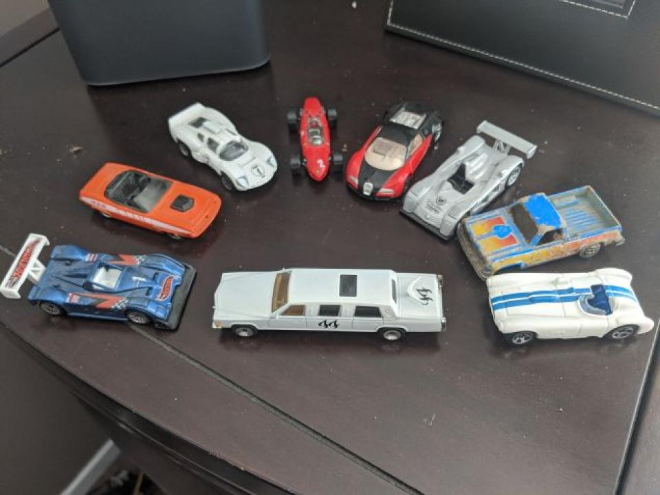 My Scoffable Collection of Diecast: Ranked