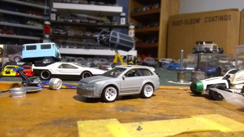 Audi GTI