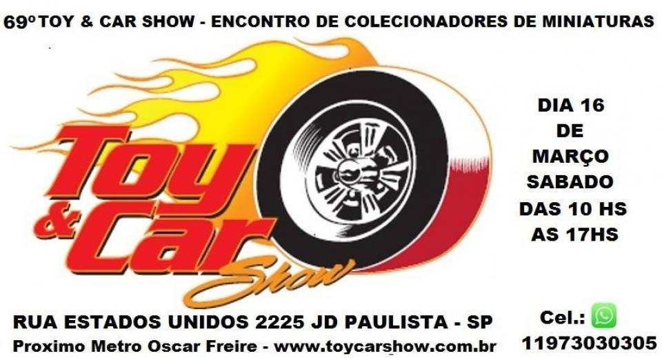 69º Toy & Car Show