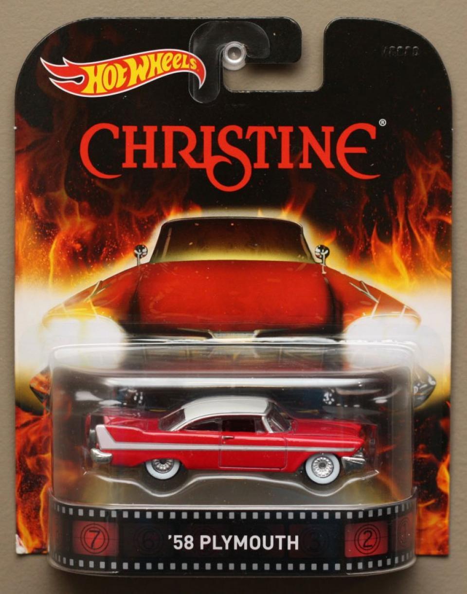 Christine O Carro Assassino