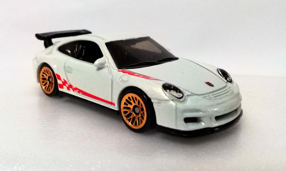 Porsche 911 GT3 / Custom (2011) / Hot Wheels