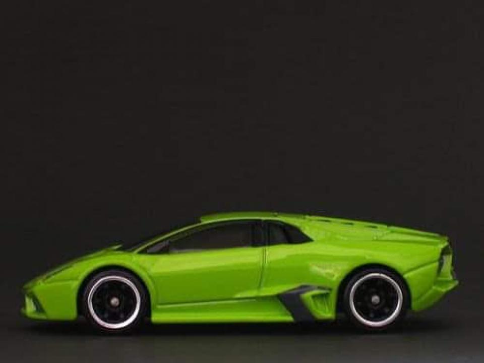 Lamborghini Reventón Speed Machines