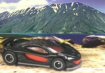McLaren MP1
