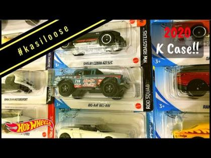 #kasiloose - Opening up models from 2020 Case K!! BIG AIR DATSUN!!
