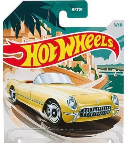 A nova série de carros conversíveis da Hot Wheels