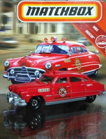 '51 Hudson Hornet Matchbox