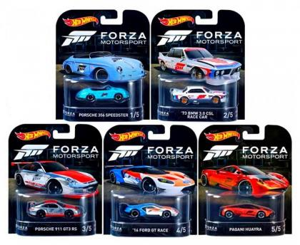 Hot Wheels Forza Motorsport 2