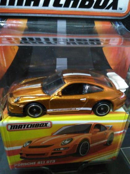 Matchbox Best of Porsche 911 GT3