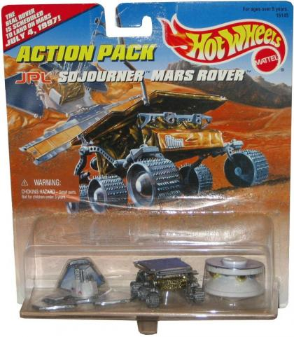 Hot Wheels Action Pack JPL